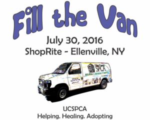 Fill the Van @ ShopRite | Ellenville | New York | United States