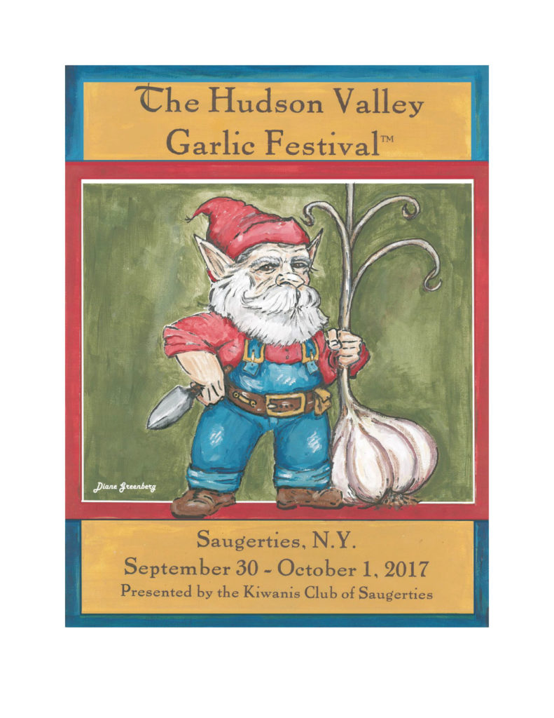 Hudson Valley Garlic Festival @ Cantine Field | Saugerties | New York | United States